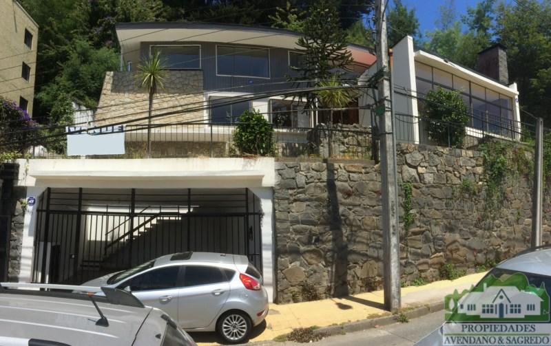 Espectacular casa a pasos de Universidad de Concepción
